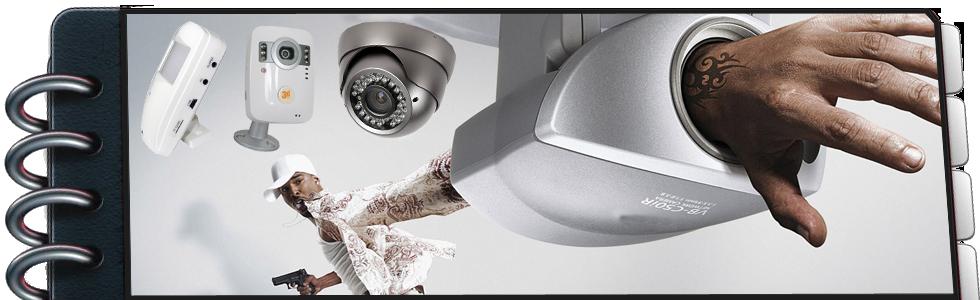 Камеры наружного наблюдения обманки